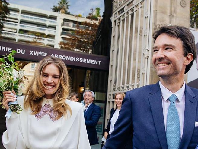 Natalia Vodianova e Antoine Arnault si sono sposati (dopo 9 anni d'amore e due figli)