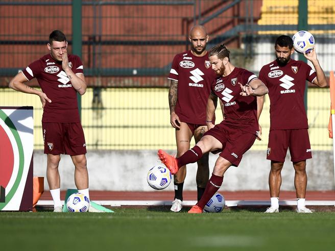Torino, un positivo al Covid: è in isolamento, la gara con l'Atalanta non è a rischio
