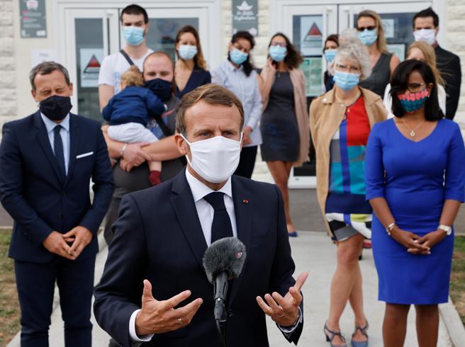 Coronavirus, a Marsiglia chiusi i ristorantiIn Francia arriva la zona scarlatta|Nel mondoIsraele  chiude tutto: ora il   lockdown è totale
