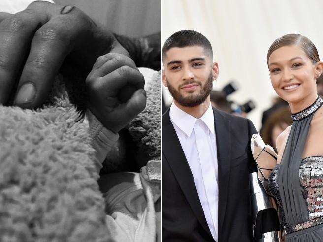 Gigi Hadid, è nata la figlia conZayn Malik: l'annuncio su Instagram