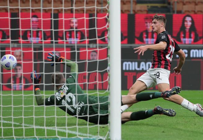 Europa League, il Milan batte 3 2 il Bodo Glimt: doppio Calha e Colombo