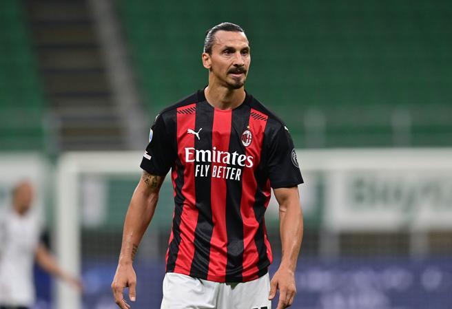 Ibrahimovic positivo al Covid, Milan senza il bomber svedese contro il Bodø-Glimt