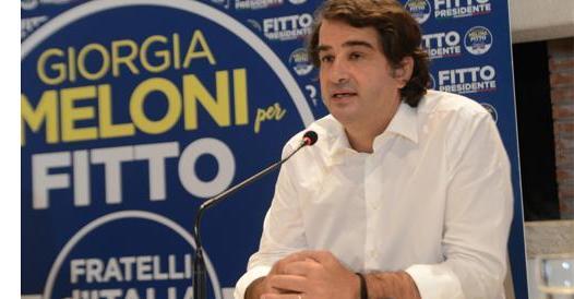 Raffaele Fitto e la moglie positivi al Covid: «Asintomatici»