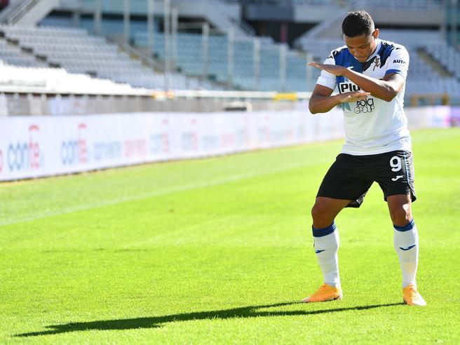 Torino-Atalanta 2-4, Muriel scatenato: Belotti non basta Cagliari-Lazio,  Diretta 0-1