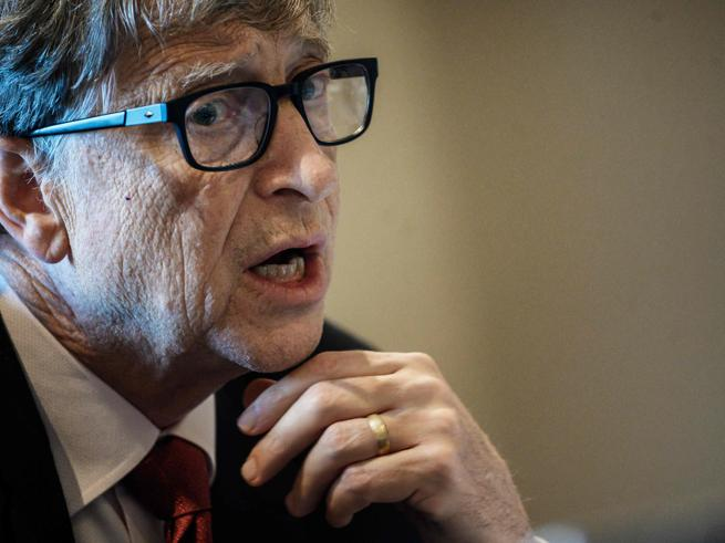Bill Gates: «Covid, vaccino per tutti o sarà il disastro»