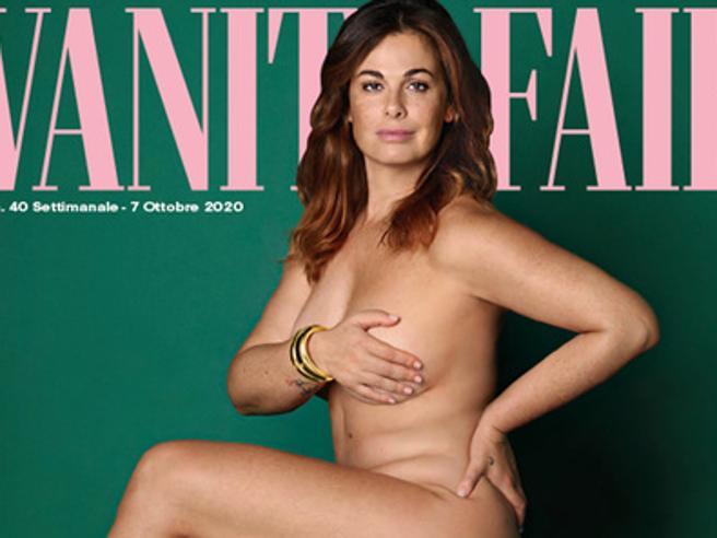 Vanessa Incontrada nuda sulla copertina di  Vanity Fair: «Nessuno mi può giudicare»