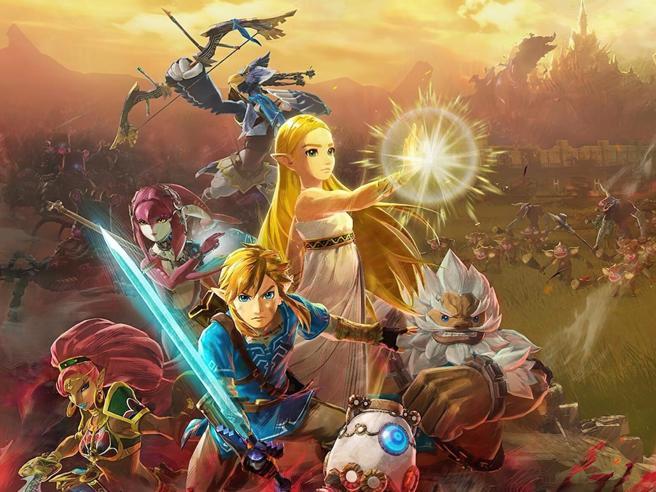 Zelda torna con un prequel, ecco Hyrule Warriors: Age of Calamity