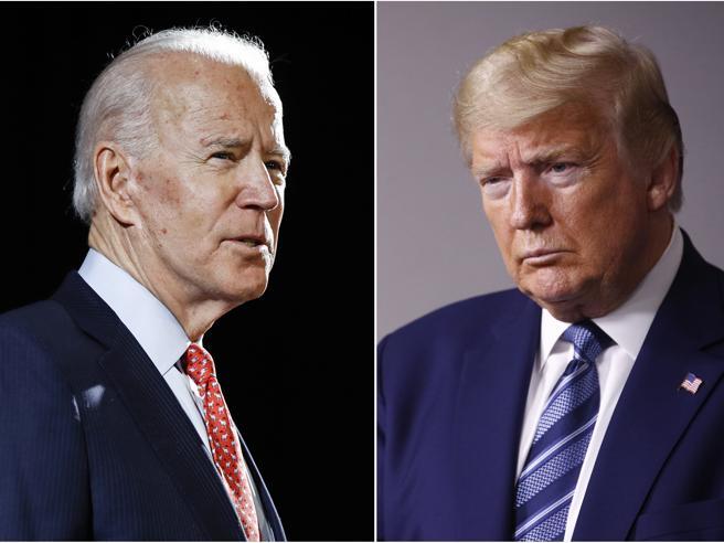 Trump Biden, il primo dibattito in diretta