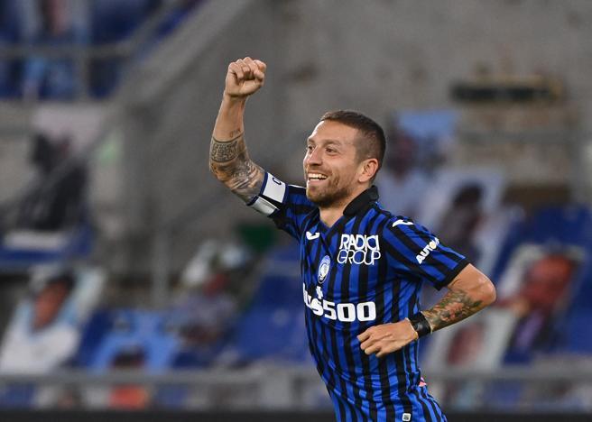 Lazio Atalanta 1 4: una doppietta del Papu sbriciola le speranze biancocelesti