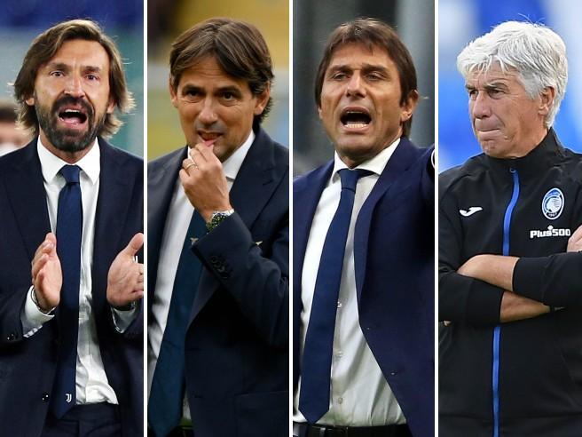 Champions League: Juve, Inter, Atalanta e Lazio, quando e dove vederle in tv