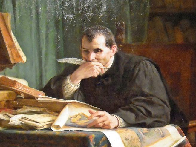 Machiavelli, le carte ritrovate