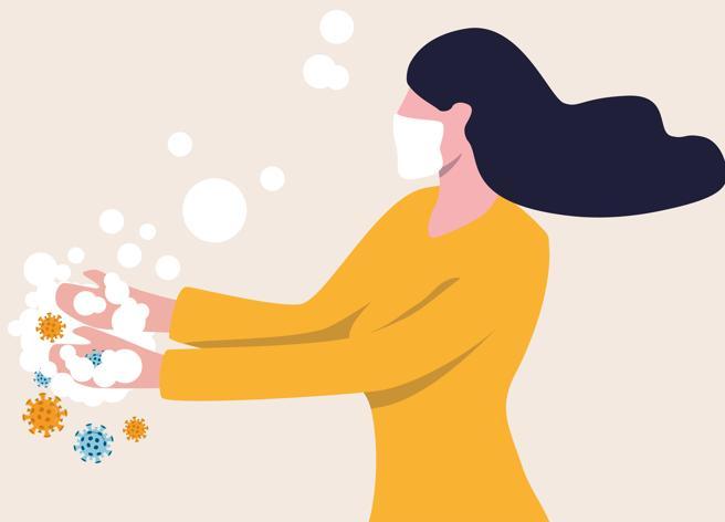 Lavatevi le mani: il coronavirus può sopravvivere sulla pelle nove ore