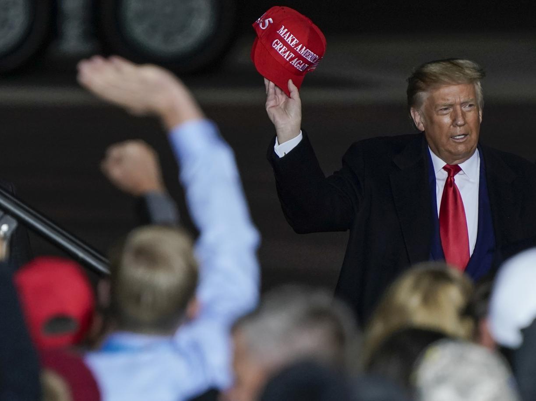 Il voto, un gioco d'azzardo sul corpo di Donald Trump