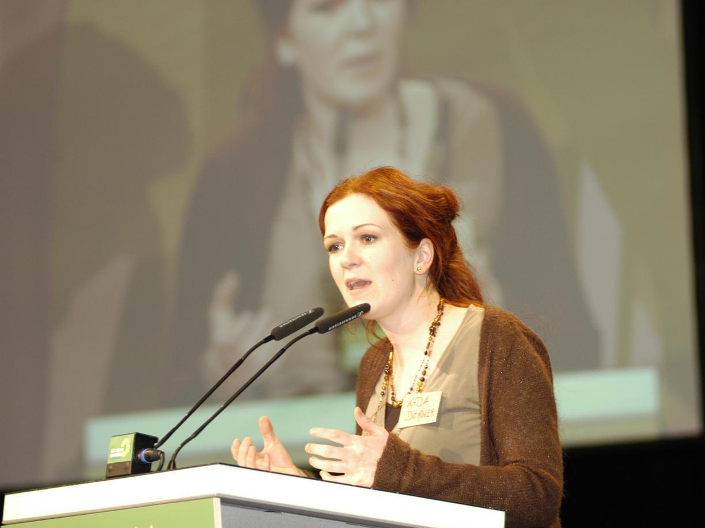 Katja Dörner, a Bonn per cambiare
