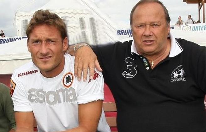 Enzo Totti, papà di Francesco, è morto di Covid a Roma