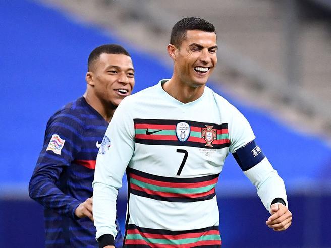 Cristiano Ronaldo positivo al coronavirus