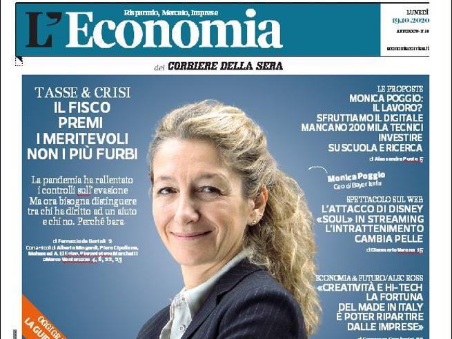 rassegna stampa Il Corriere della Sera