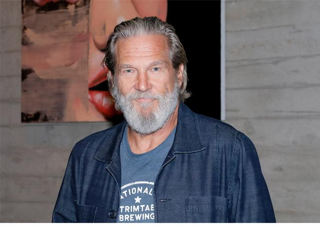 Jeff Bridges su Twitter:«Ho un linfoma, ma la prognosi è buona e mi sto già curando»