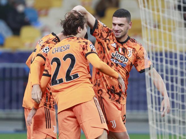Champions: Dinamo Kiev-Juventus 0-2, Sconcerti: qualcosa di vecchia Signora, ma è ancora dolorante