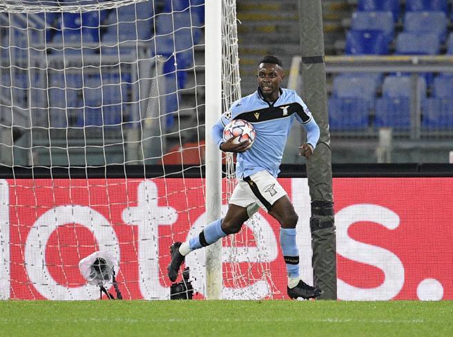 Lazio, ecco chi è Akpa Akpro: dalla Salernitana al gol in Champions League