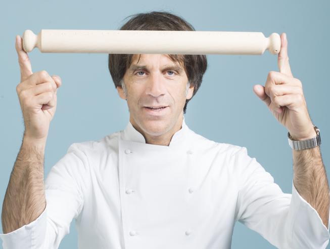 Davide Oldani: «La mia cucina a palazzo Borromeo d'Adda»