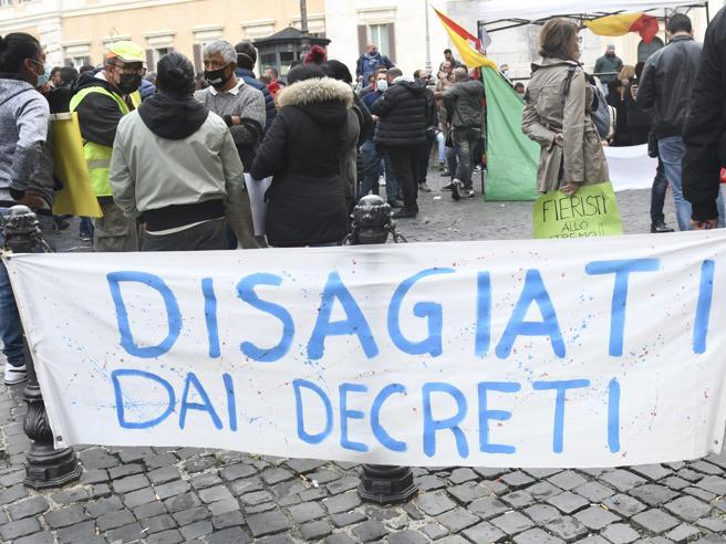 «Decreto Ristori» |  nel nuovo Dpcm aiuti fino al 200% per bar |  ristoranti |  palestre e forse taxi