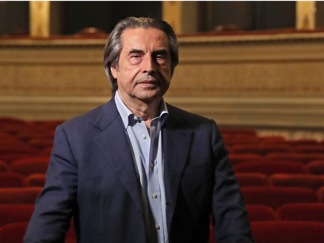 Riccardo Muti |  la risposta di Conte sui teatri chiusi |  «Gentile maestro |  la scelta è grave ma necessaria»