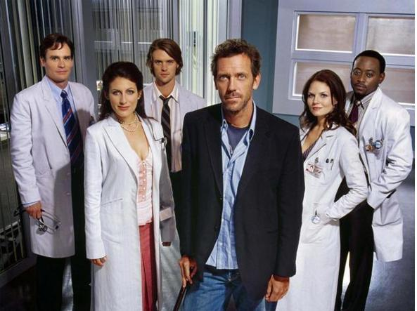 Hugh Laurie (Gregory House)