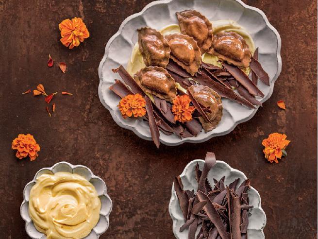 Dolci e al cioccolato: i ravioli diventano solidali