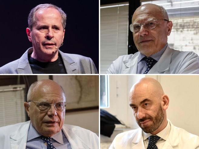 Zangrillo, Crisanti, Galli e Bassetti: lotte (di classe) tra esperti