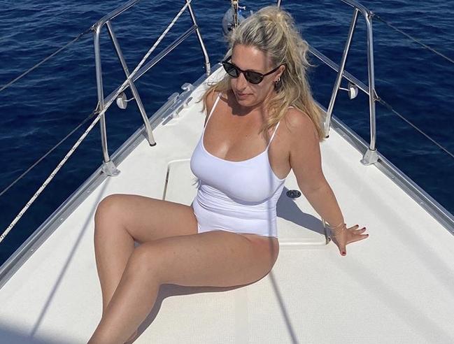 Katia Follesa: «Resto la stessa anche con la taglia 40. Le critiche fanno male»