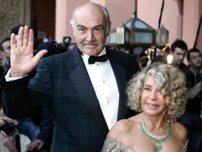 Micheline Roquebrune, la moglie di Sean Connery: la sua unica Bond Girl