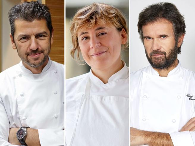 Cracco, Berton, Klugmann I segreti degli chef in pillole su Instagram