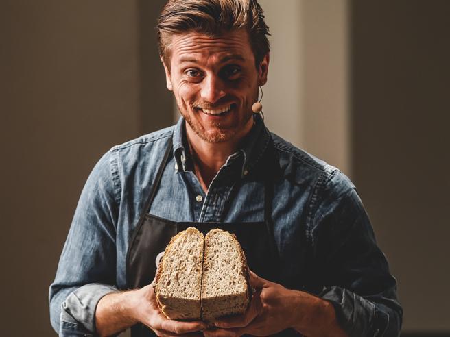 Fulvio Marino e i segreti del pane