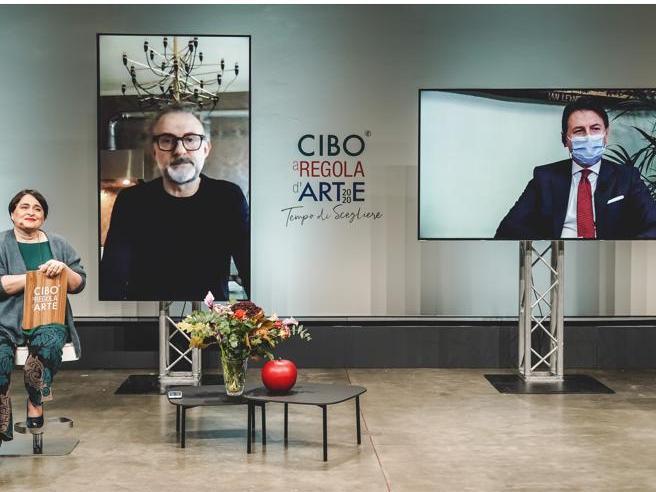 Conte chiama Bottura: «Apriamo un Refettorio e un museo della gastronomia a Roma»