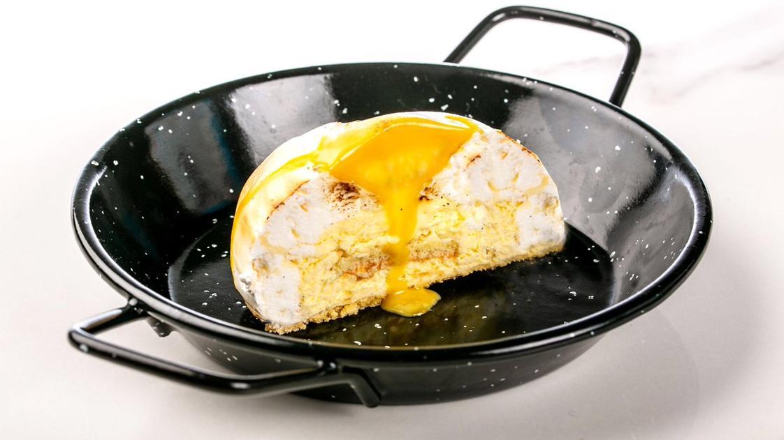 L'uovo e la vaniglia di Damiano Carrara