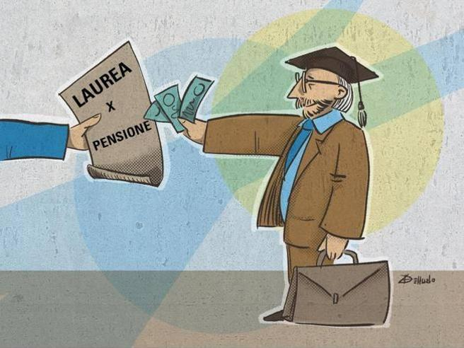 Riscatto «agevolato» della laurea: quando conviene? Esempi: i conti da fare per capire