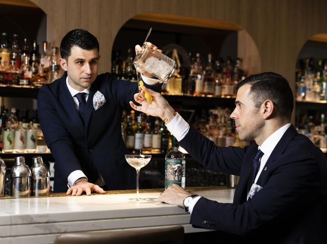 Ago Perrone, Giorgio Bargiani e il Connaught bar: come si diventa i migliori al mondo