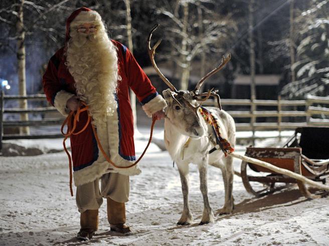Babbo Natale? Esiste (e resiste alla pandemia)