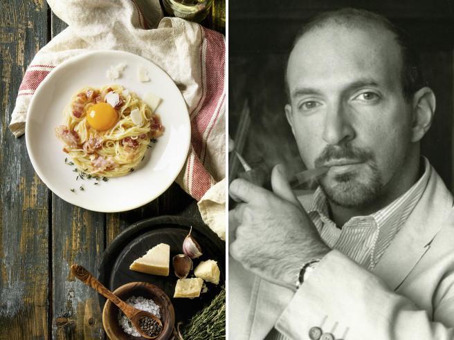 Alessandro Piperno: «La cucina per me un rito. Con le ricette ebraiche di mia nonna vorrei farci un libro»