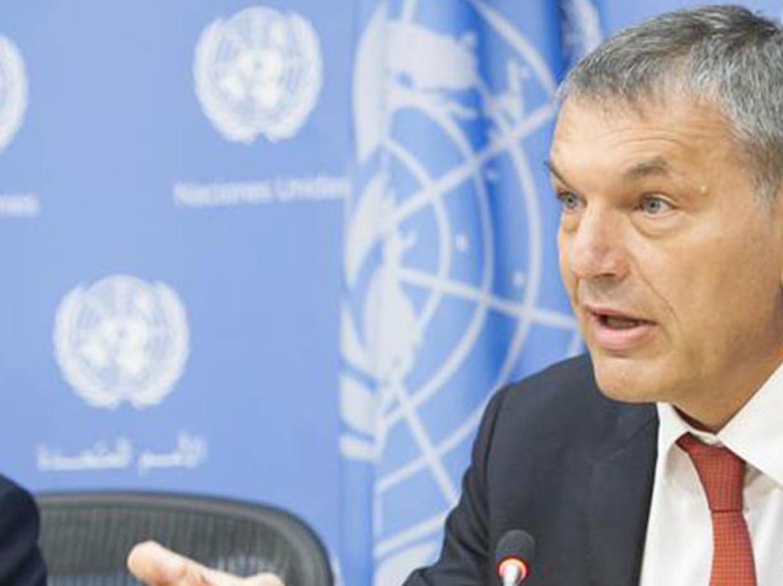 L'appello di Lazzarini  per i profughi palestinesi