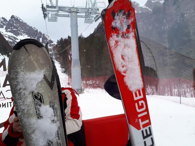 Vacanza sulla neve |  quali sono i rischi? Dalla fila per i noleggi alla pausa nei rifugi