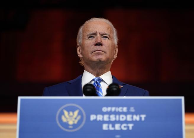 Usa, Biden e il primo discorso alla nazione: «Lotta al Covid è un dovere. Rispettiamo il risultato elettorale»