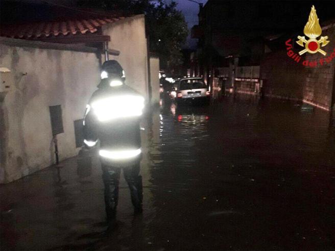 Maltempo in Sardegna, vittime e dispersi a Bitti
