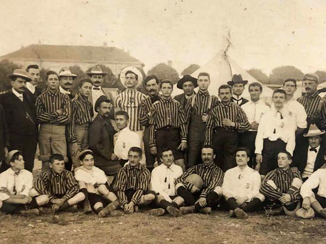 Il Casteggio Football ClubLa prima squadra lombarda