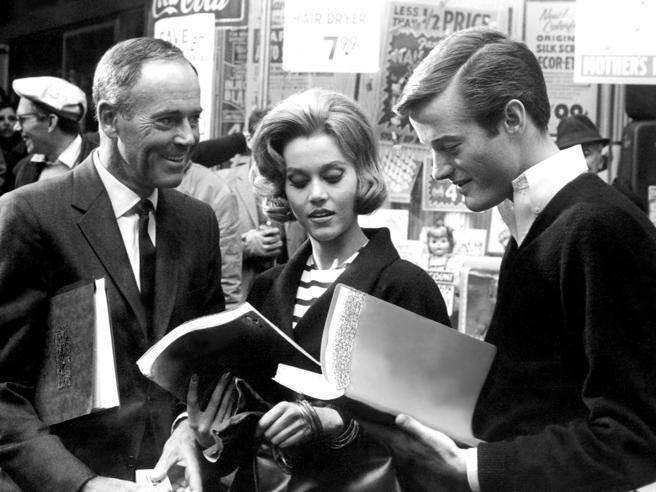 Jane Fonda: «Diventata madre di me stessa grazie al femminismo e a dio»