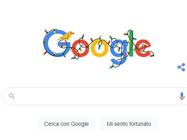 December Global Holidays, Google dedica il doodle alle vacanze di Natale