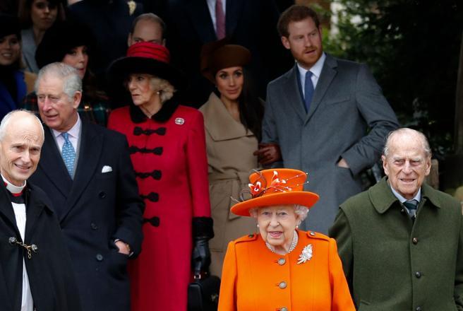The Queen, Filippo e l'insolito Natale senza famiglia, monito di saggezza