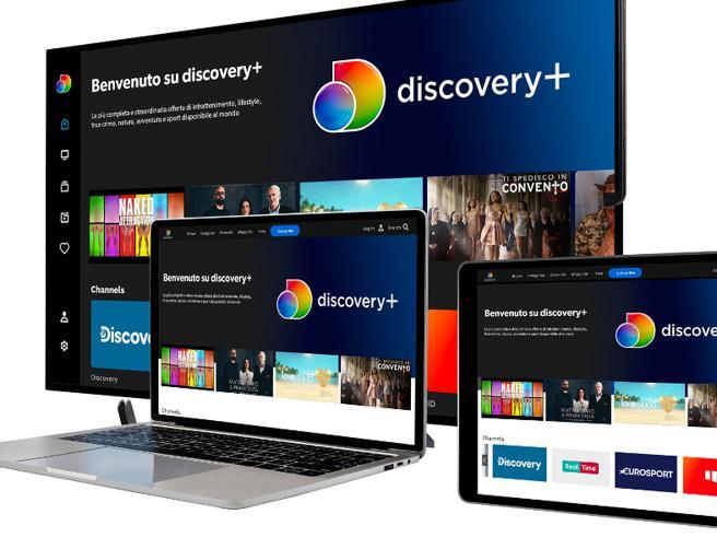 Discovery+ sbarca in Italia a gennaio, il nuovo servizio streaming con documentari e docuserie