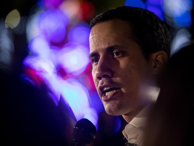 Guaidó: «Le elezioni sono una farsaMaduro si è scelto gli avversari»